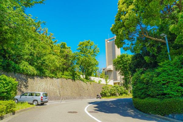 横浜市戸塚区の風景
