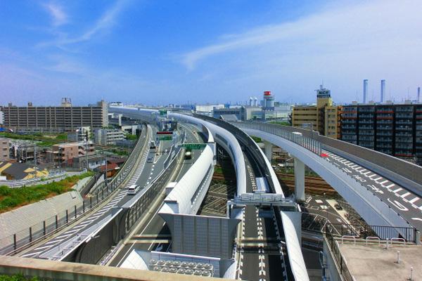 横浜市鶴見区の風景