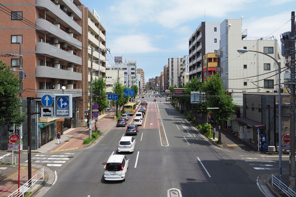 横浜市南区